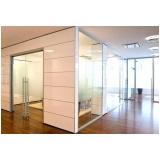 divisória de drywall para escritório Jaguaré