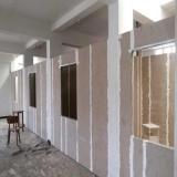 divisória de parede drywall Parque São Rafael