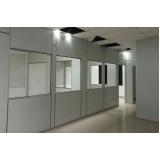 divisória de pvc drywall