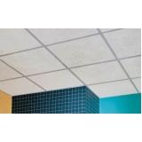 forro drywall removível