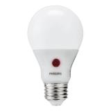 lâmpada de led com sensor