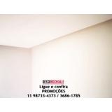 onde comprar gesso liso para parede Vila Sônia