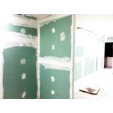 placas drywall para exteriores Cantareira