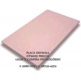 placas drywall rosa Franco da Rocha