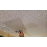 textura em teto de isopor Jardim Elvira