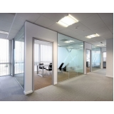 valor de divisória de drywall e vidro Vila Prudente