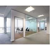 valor de divisória de drywall para escritório Poá
