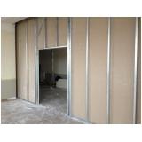 valor de divisória de drywall preço m2 Ipiranga
